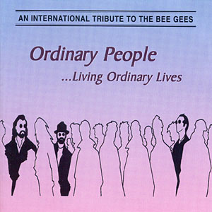 Ordinary People ...Living Ordinary Lives CD Cover